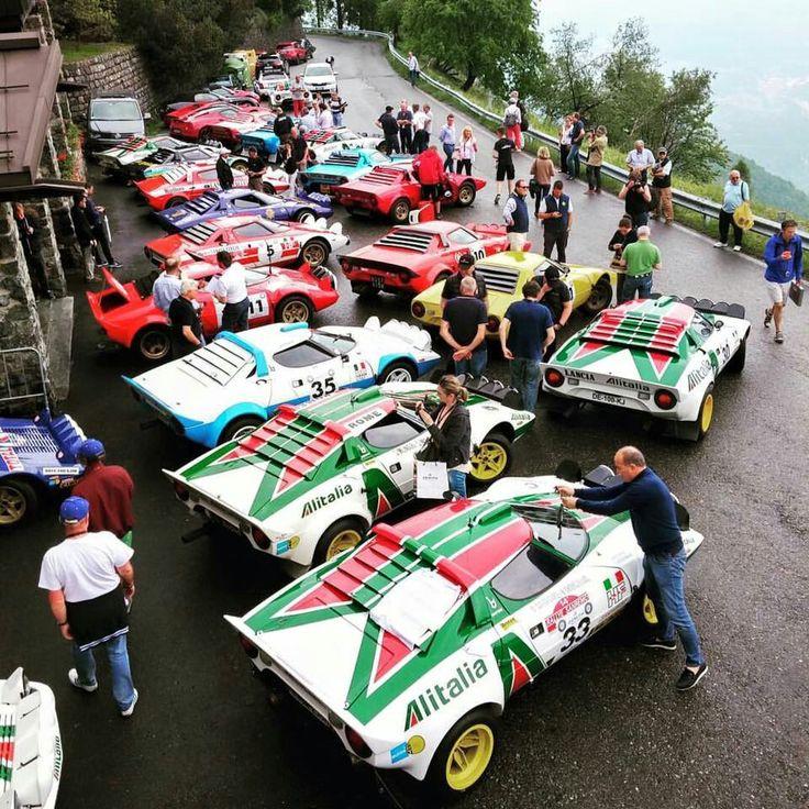 Lancia Stratos #livery