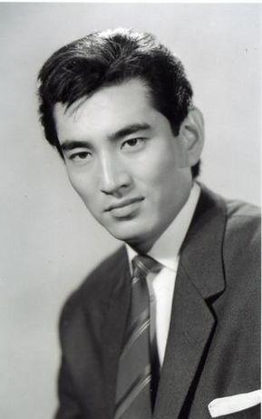 Takakura Ken 高倉 健 (Oda Gōichi 小田 剛一)