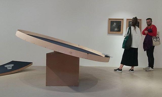 Laurentiu Ruta-Fulger: Playroom - The Transformable Sphere 1976/2017. Art Encounters Timisoara.  #laurentiuruta #laurentiurutafulger #playroom #convertible #sphere #transformable #experiment #romanianart #artencounters #timisoara #exhibition