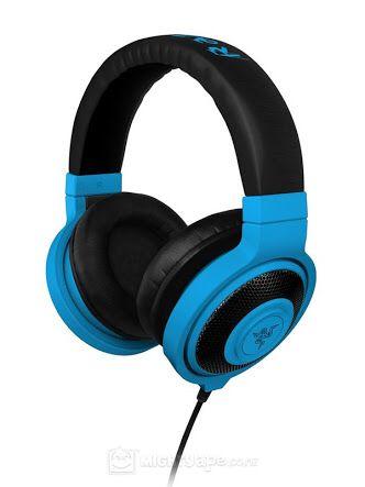 Razer Kraken Blue Headphones