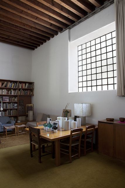 Casa Estudio Luis Barragan by Aarón Ornelas, via Flickr