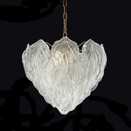 #Vintage #Murano's #chandelier worked exclusively by hand with the ancient art of #Murano #glass masters from #Venice. Visit our web site www.sognidicristallo.it to see or buy online our creations!