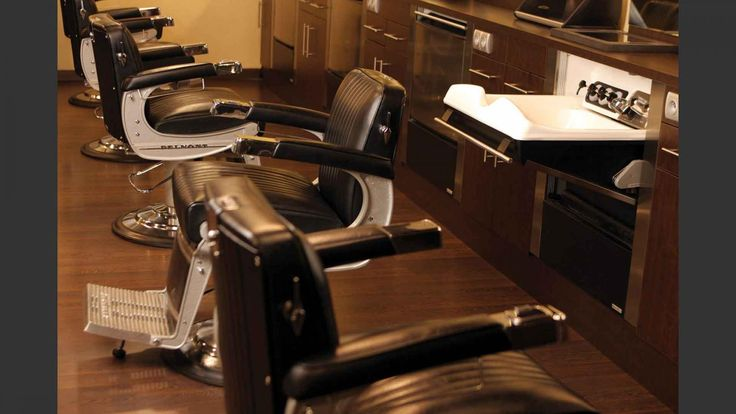 Takara Belmont Traditional Barber Chairs