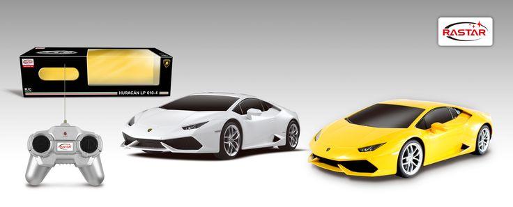 R/C 1:24 LamborghiniHURACNLP610-4, masini cu telecomanda ieftine de Craciun