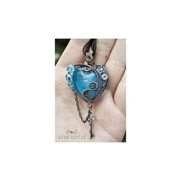 SteamWitchery ❤ liked on Polyvore featuring necklaces, accessories and jewelry