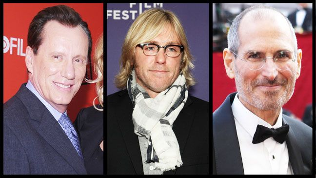 Steve Jobs Biopic Adds Ron Eldard, James Woods to Cast via The Hollywood Reporter