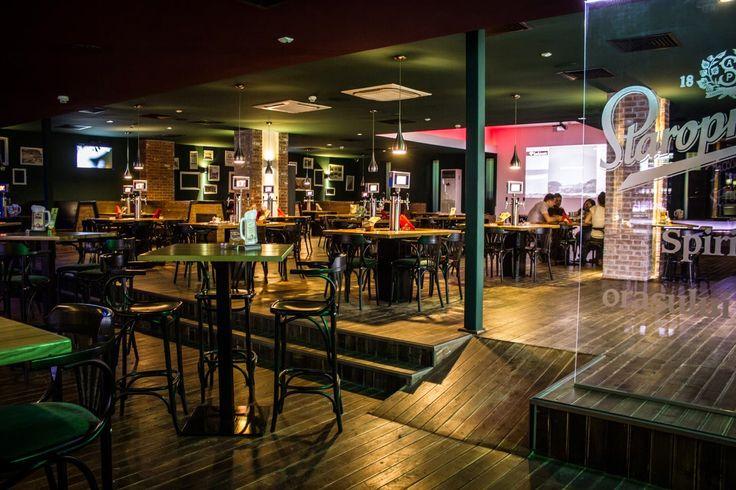 Locația noastră - The Pub Universității