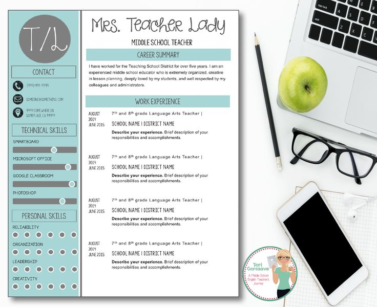 Oltre 1000 idee su Teacher Application Letter su Pinterest - how to make a cover letter stand out