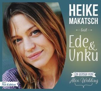 """Guck an, eben (auch) schon bei """"Thalia"""" entdeckt: Ede und Unku, Audio-CD m. 1 Buch"""