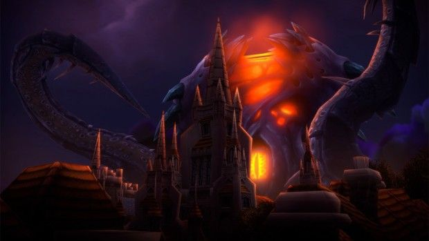 World Of Warcraft Battle For Azeroth S Last Major Content Update Visions Of N Zoth Has Now Arrived In 2020 Warcraft World Of Warcraft Azeroth