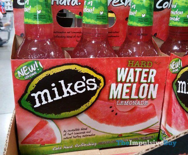 Mike's Hard Watermelon Lemonade