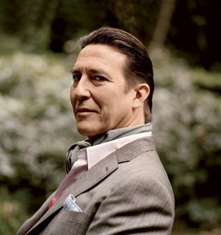 """Ciaran Hinds: """"I do believe as human beings we are a great mass of contradictions."""""""