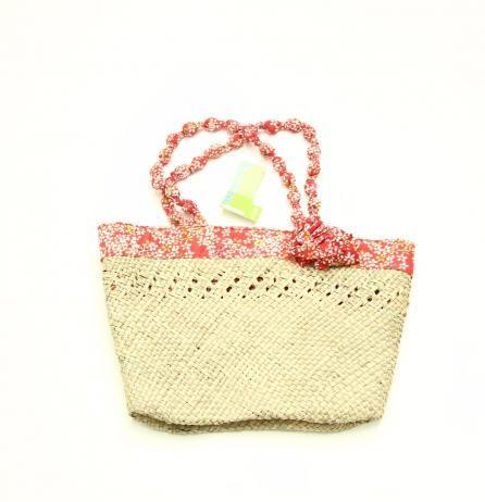 Geantă de plajă căptușită cu pânză (6 litri) - 50 Lei