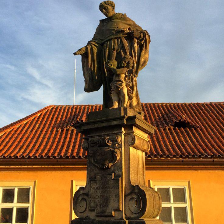 #Prague #Charles Square #Historic #Czech