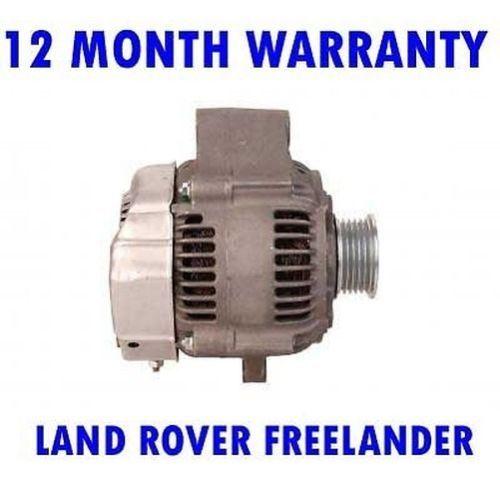 LAND ROVER FREELANDER-1-8-1998-1999-2000-2001-2006-RMFD-LICHTMASCHINE