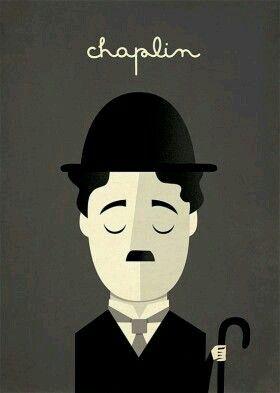 Wallpaper Chaplin