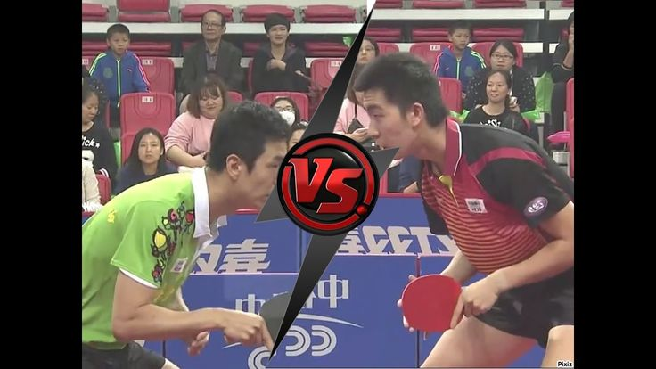 Table Tennis Chinese League 2016 -  Ma Te Vs Joo Se Hyuk  -