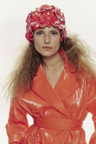 Вся в мода 1980-х в cover story мартовского номера Vogue UA | Vogue Ukraine