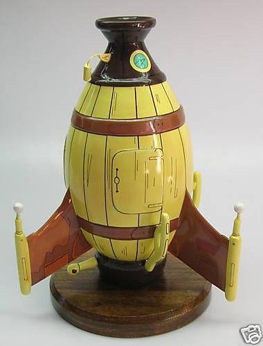 DR Snuggles Dreamy Boom Boom Spacecraft Wood Model BIG   eBay