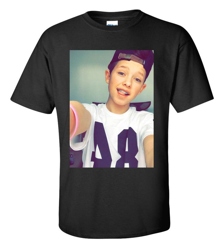 jacob Sartorius Selfie Men's Gildan T-shirt M L XL 2XL 3XL Clothing Tshirt