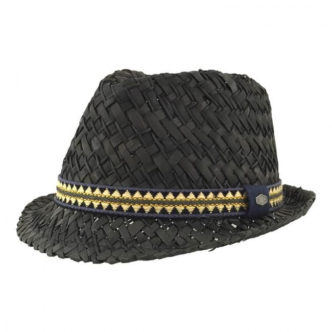 Dozer Boys Sun Hats Fedora Hendrix Choc