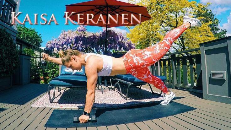 Kaisa Keranen  | Get Fit Quick; High Intensity Interval Training For You...