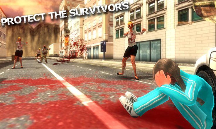 Dead Shot Zombie Hunter  Mobile Game
