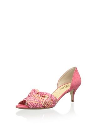 49% OFF Butter Women's Decker Swirl Front D'Orsay (Melon)