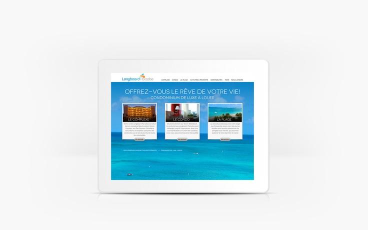 Longboard Paradise | www.longboardparadise.com | Site Web | Team Marketing • Web • Design