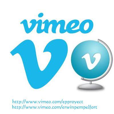 My Vimeo contact