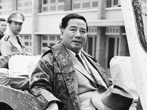 This Day in History: Nov 2, 1963: Ngo Dinh Diem assassinated in South Vietnam http://dingeengoete.blogspot.com/ http://i.usatoday.net/news/gallery/2012/n20120629_vietnam/ngo-diemx-large.jpg