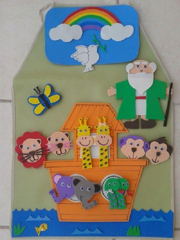Adesivo Para Box De Banheiro ~ 25+ melhores ideias sobre A Arca De Noé no Pinterest Ofício da arca de noé, Artesanatos