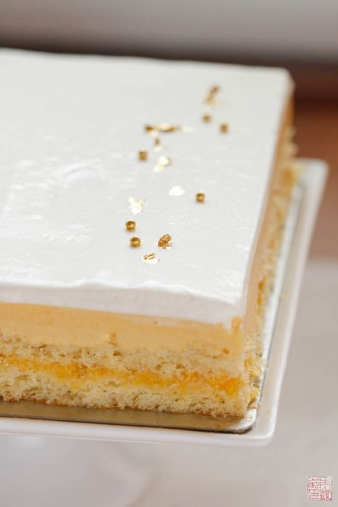 Cake With Fruit Pulp : 1000+ ideas about Passion Fruit Mousse on Pinterest ...
