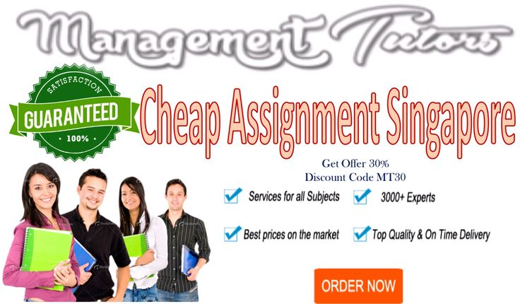 Assignment help in singapore
