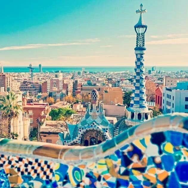 Barcelona, lovely city