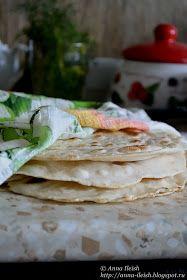 Вкусные домашние обеды: Как приготовить лаваш без дрожжей