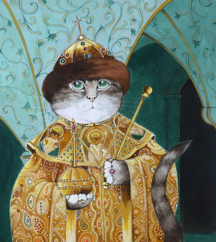 """""""Boris Godounov (Opera of Modest Mussorgsky)"""" par Susan Herbert"""
