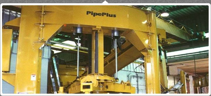 PipePlus 200 Features & Benefits - http://www.ahct.in/pipeplus-200/  1. 3-Station Turntable Principle 2. Exact length products 3. Header System 4. Synchronized Core Vibration (SCV) 5. Multiforms 6. Quick Mold Changeovers 7. Semi-Automatic Operation w/ optional Smartchute 8. Optional Cast-in-place manhole steps 9. Optional lifting anchor automation