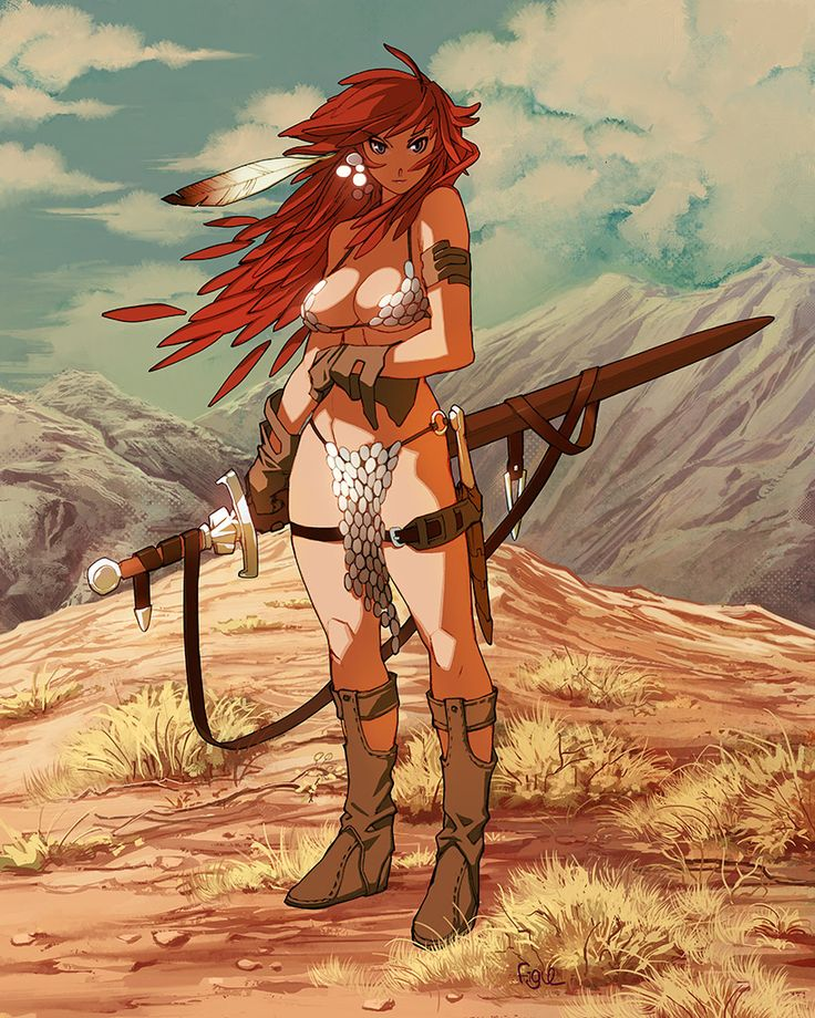 Red Sonja: She Devil with a Sword: