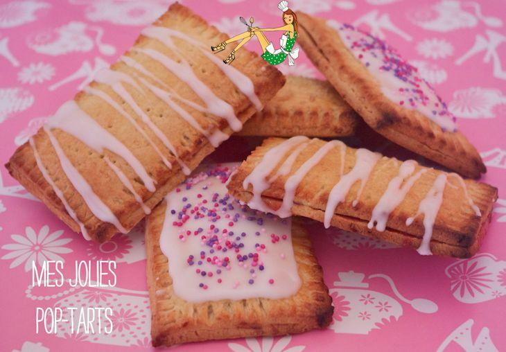 pop tarts (présentation sympa)