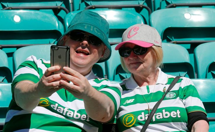 Best pictures from Celtic v St Johnstone - Daily Record