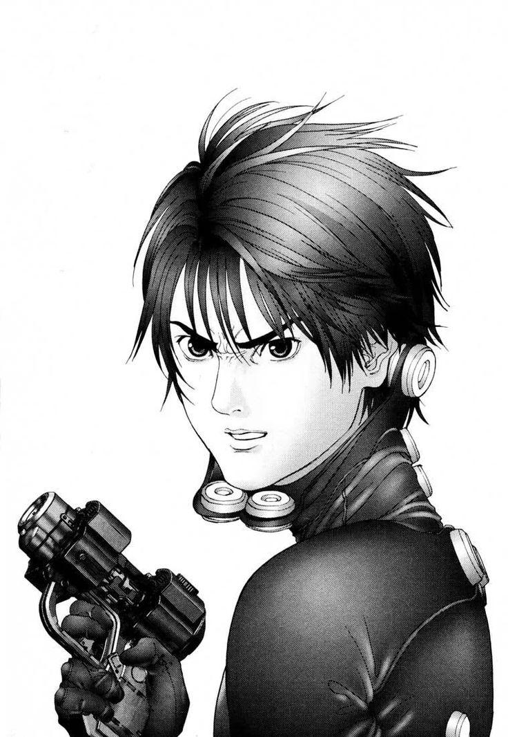 Kei Kurono Anime, Personagens masculinos, Manga