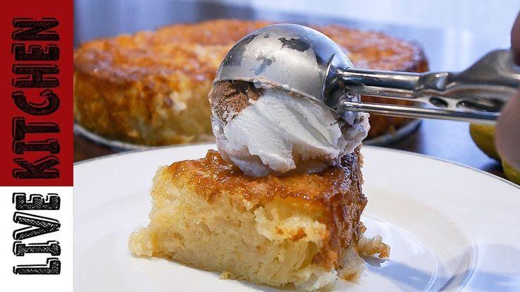 Η πιο Λαχταριστή Σιροπιαστή Λεμονόπιτα αφρός Πατσαβουρόπιτα - Lemon Pie Subscribe@Live kitchen : http://bit.ly/2pRLHiM Υλικά 500 γρ φύλλο κρούστας 500 gr phy...
