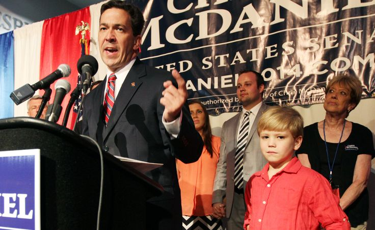 Tea party leader: Chris McDaniel should run as write-in candidate in November election