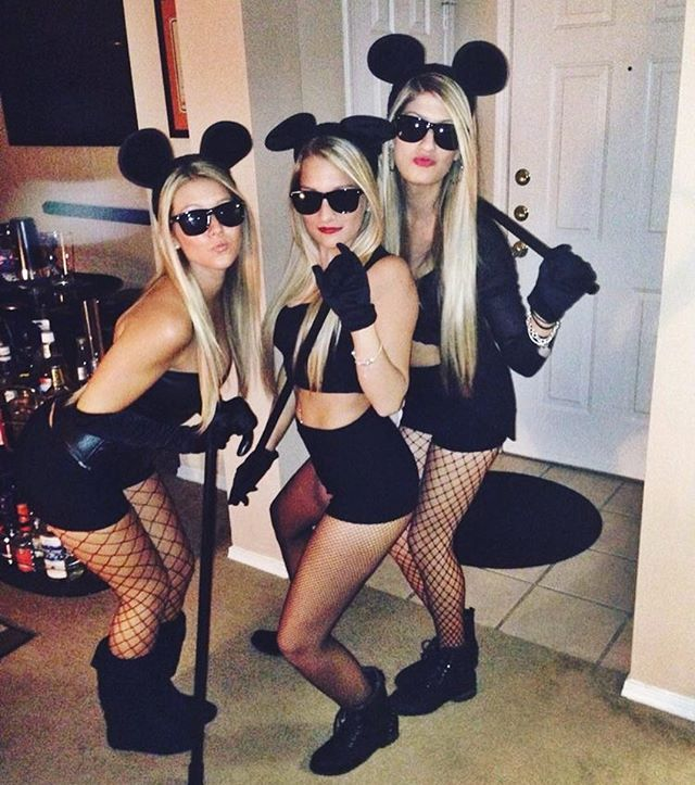 Three blind mice  #ddmhalloween #allofoctober