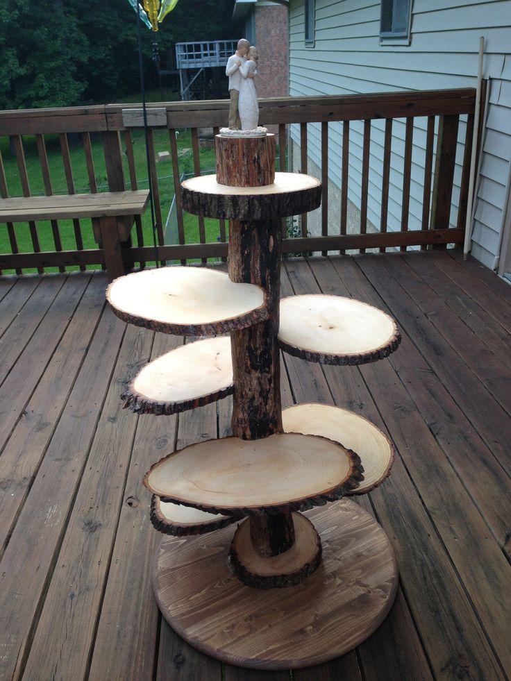 The cupcake tree!