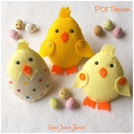 Hey, I found this really awesome Etsy listing at https://www.etsy.com/listing/223089968/felt-chick-ornaments-pdf-sewing-pattern