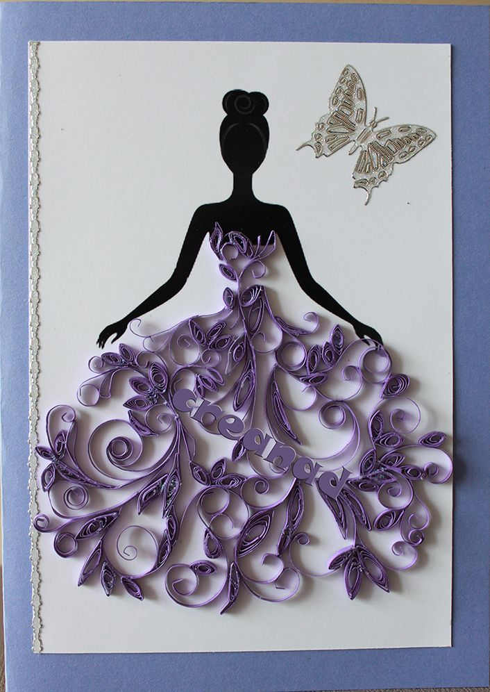 Image du blog m pinterest for Quilling patterns for beginners