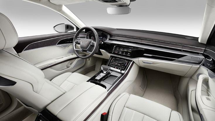 Audi Unveils Its New A8 A8 L The Future Of The Luxury Class Audi A8 Audi Super Cars