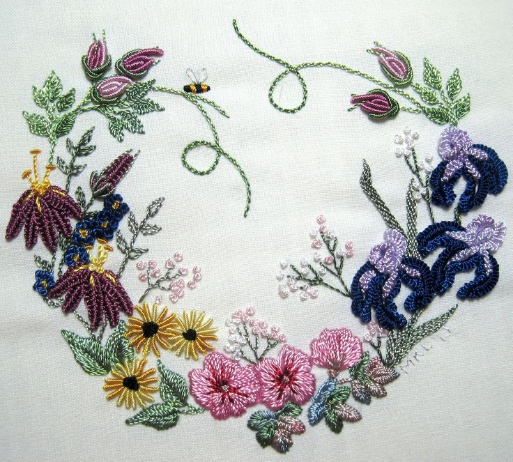 703 Best Images About Brazilian Embroidery On Pinterest | Stitching Hand Embroidery And ...